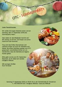 OTC Sommerfest