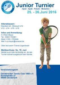 OTC_Junior_Turnier_2016_Plakat